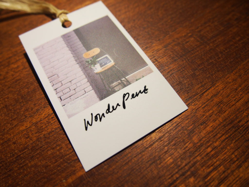 Snail Mail Enclosure Ideas DIY Bookmarks Social Print Studio Instagram