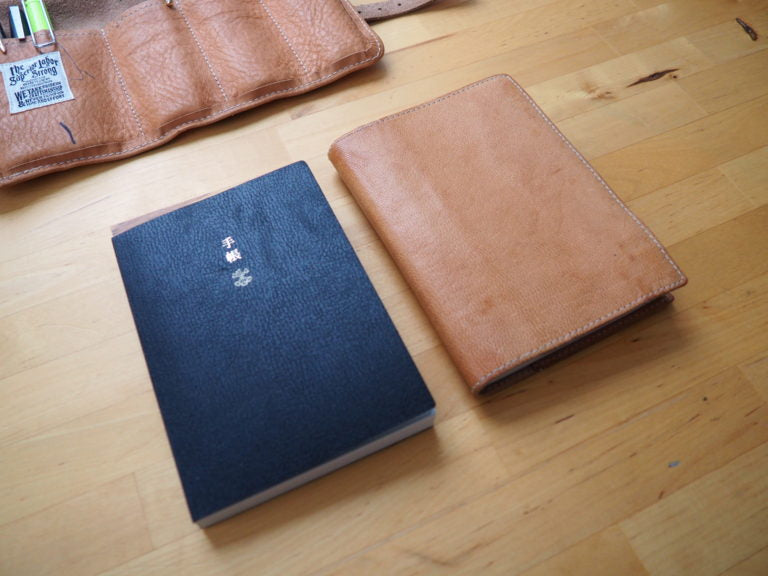 Hobonichi Techo Leather Cover