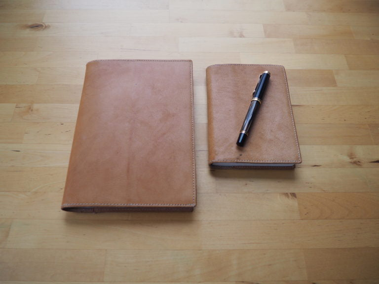 Midori MD Notebook Leather Cover