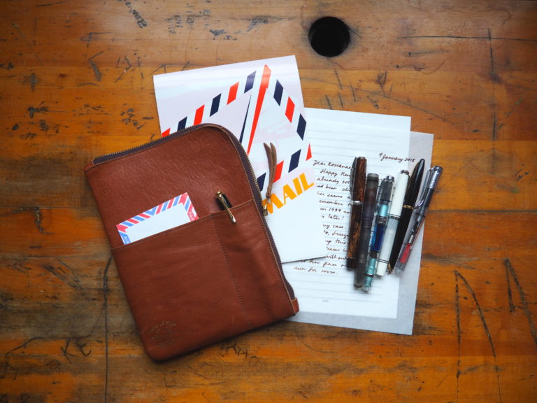Life Airmail Stationery Review Toronto Canada