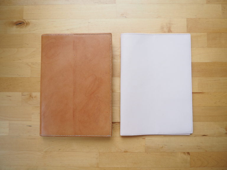 Midori Skin of the Goat Leather Cover Wonder Pens Toronto Stationery