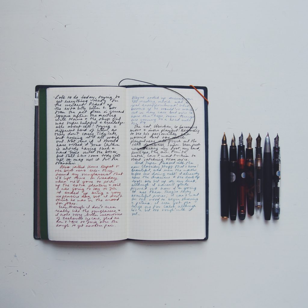 Writing down your soul journaling techniques writing therapy