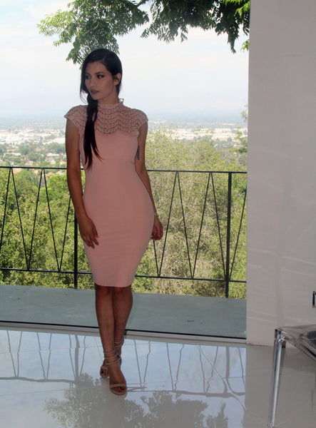 All Things Blush Pink Dress