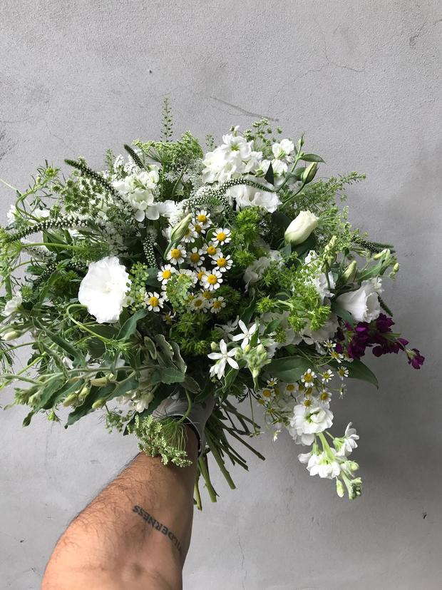 Blanco Bouquet