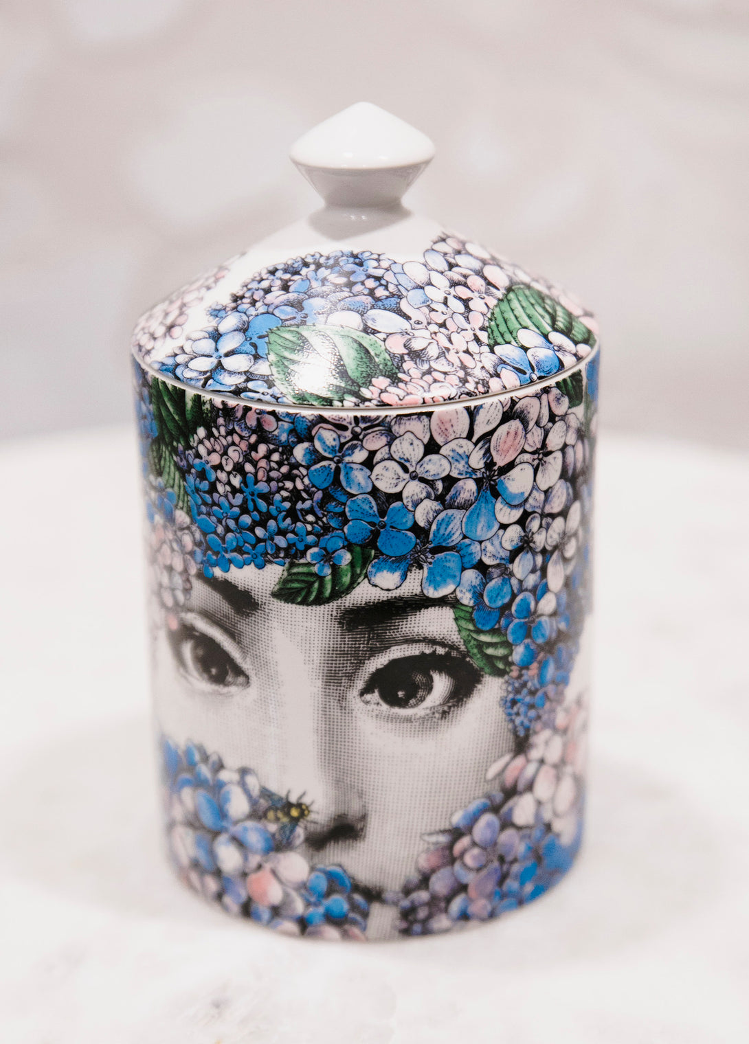 Fornasetti Ortensia Flora Scented Candle