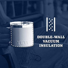 Load image into Gallery viewer, YETI Rambler 14 oz Stainless Steel Vacuum Insulated Mug with Lid, Seafoam