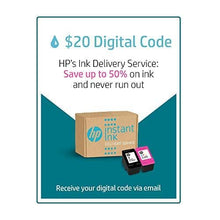 Load image into Gallery viewer, HP Instant Ink Business $20 Prepaid Card, use to enroll in 100, 300, 500 or 700 page plan (3YN94AN)