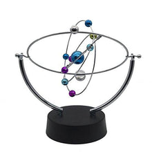Load image into Gallery viewer, ScienceGeek Kinetic Art Asteroid - Electronic Perpetual Motion Desk Toy Home Decoration