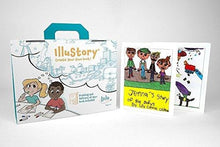 Load image into Gallery viewer, Lulu Jr. Illustory Book Making Kit, Multicolor