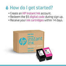 Load image into Gallery viewer, HP Instant Ink $5 Prepaid Code, use to enroll in HP Instant Ink, HPs Ink Delivery Service [Online Code]