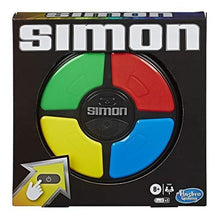 Load image into Gallery viewer, Simon Game; Electronic Memory Game for Kids Ages 8 and Up; Handheld Game with Lights and Sounds; Classic Simon Gameplay