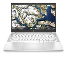 Load image into Gallery viewer, HP Chromebook 14-inch FHD Laptop, Intel Celeron N4000, 4 GB RAM, 32 GB eMMC, Chrome (14a-na0060nr, Ceramic White)
