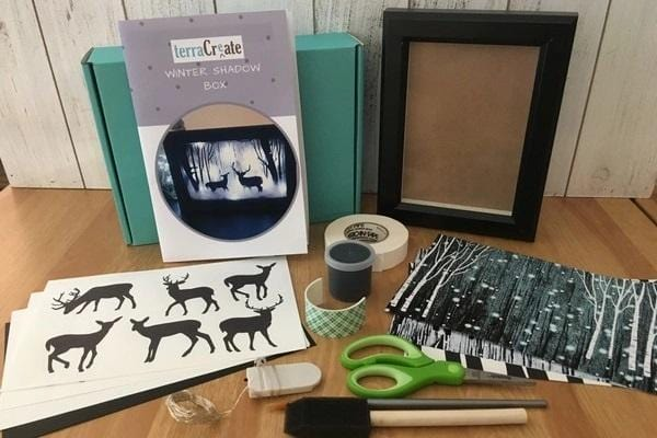 Subscription Box:  TERRA CREATE: DIY Maker Kits for Ages 10 +