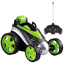 Load image into Gallery viewer, Wireless Remote Control Jumping Flip Wheels Toy Car