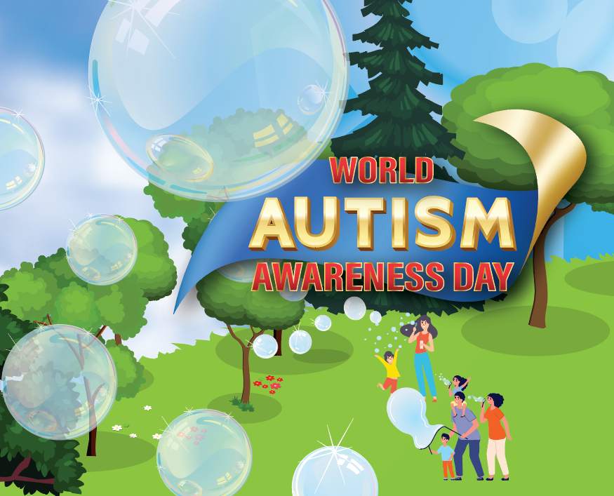 COMING SOON World Autism Awareness Day : APRIL 2