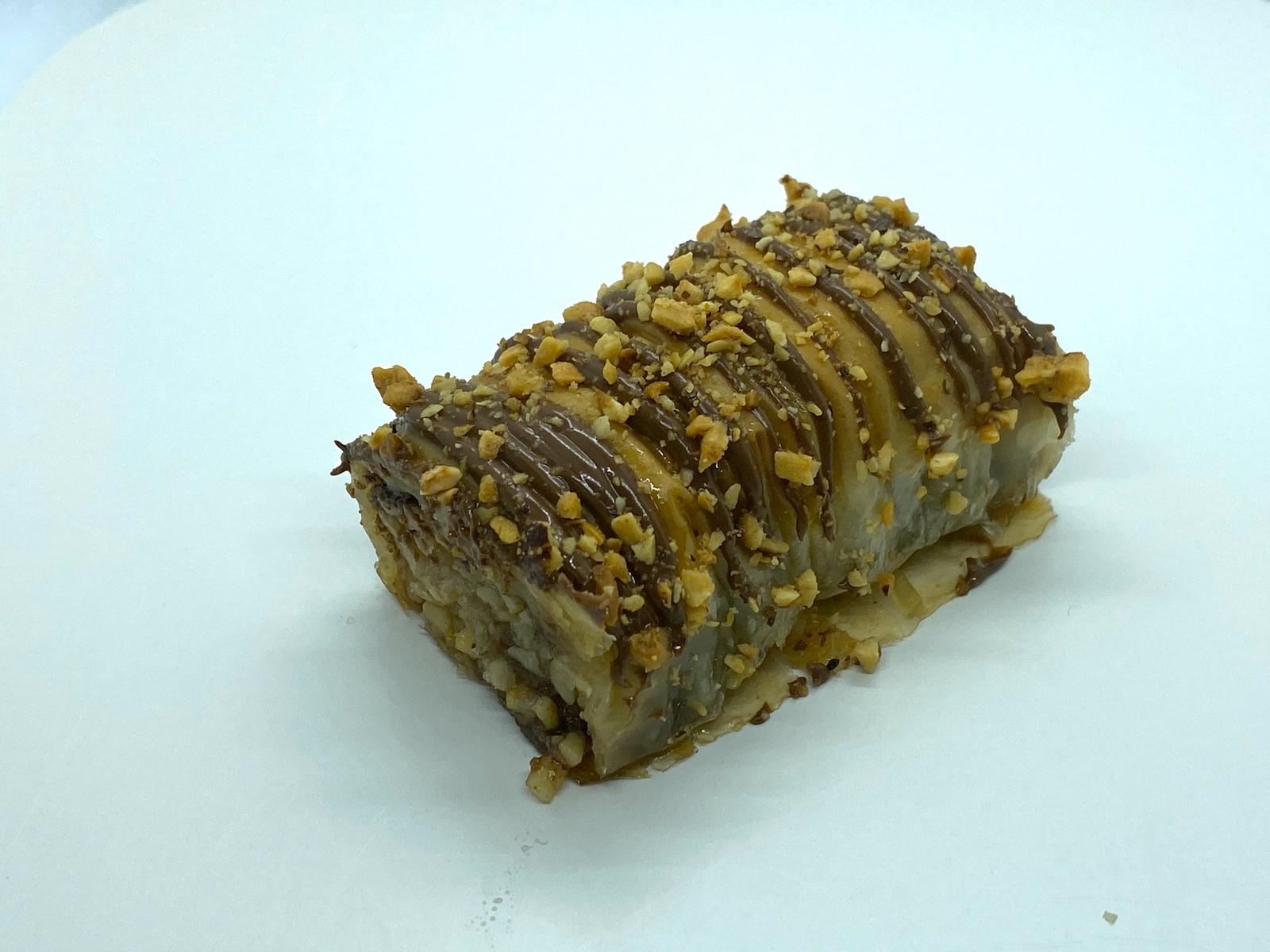 Nutella Chocolate Baklava
