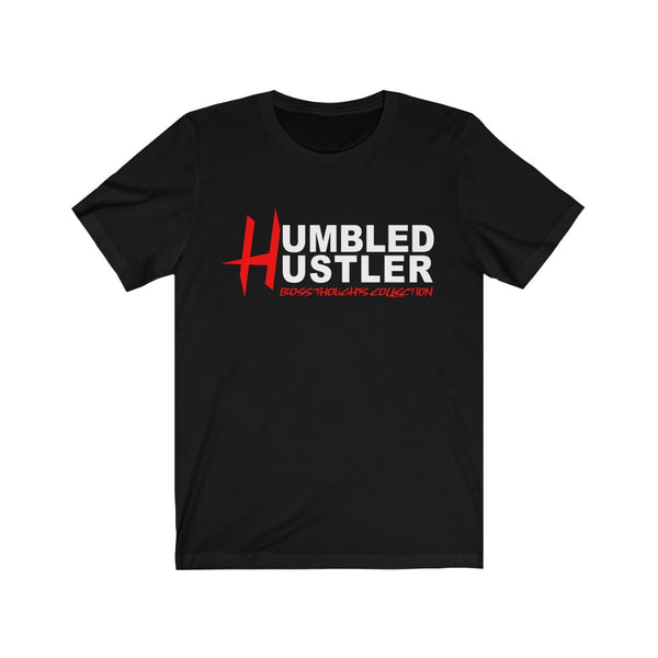 Humbled Hustler T-Shirt (Red)