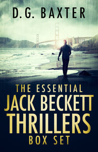 The Essential Jack Beckett Thrillers Box Set