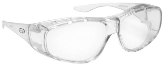 CREWS SAFETY GLASSES CHECKLITE CLEAR