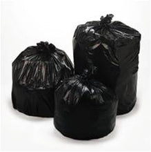 Load image into Gallery viewer, CAN LINERS 33X39-  32 Gallons Bulk Trash Can Liners 1.5Mil-Black