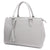 The Maddaline Handbag - Ice Grey