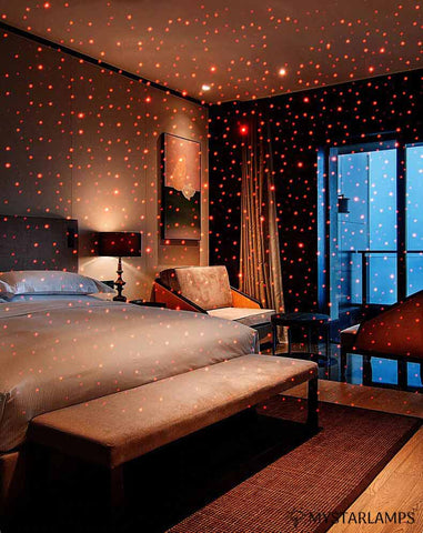Room with Stars