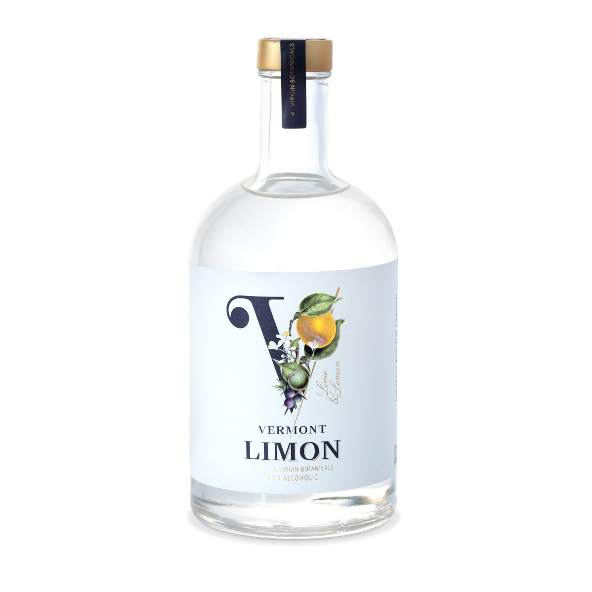 Vergin Gin Limon (1 x 500ml)