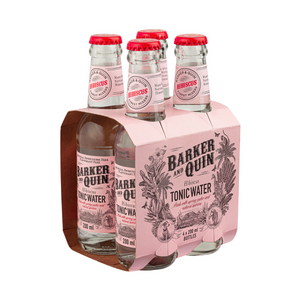 Barker and Quin Hibiscus Tonic (4 x 200ml)