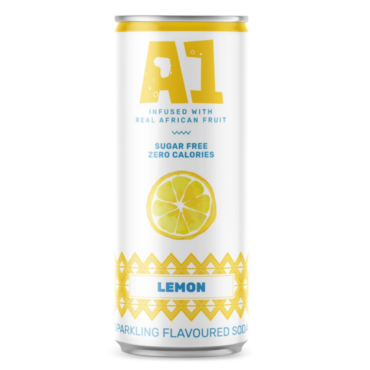 A1 Sparkling Lemon Fruit Water (6x 330ml)