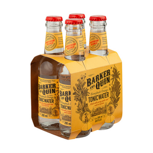 Barker and Quin Honeybush Orange Tonic (4 x 200ml)
