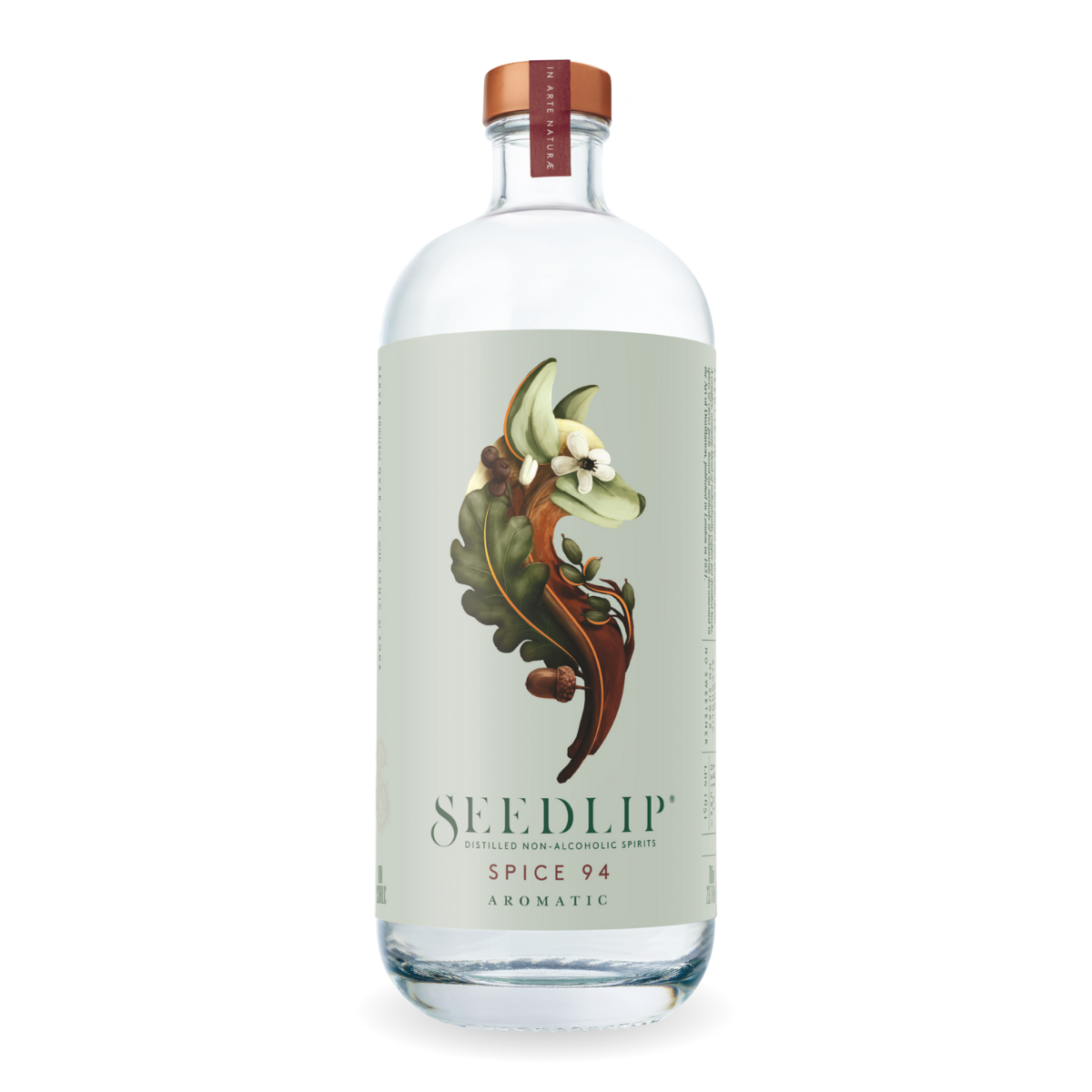 Seedlip Spice 94 Distilled Spirit (1 x 750ml)