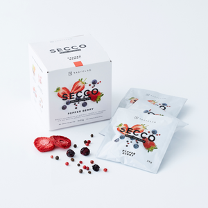 Secco Pepper Berry Infusion (1 x 8 sachet pack)