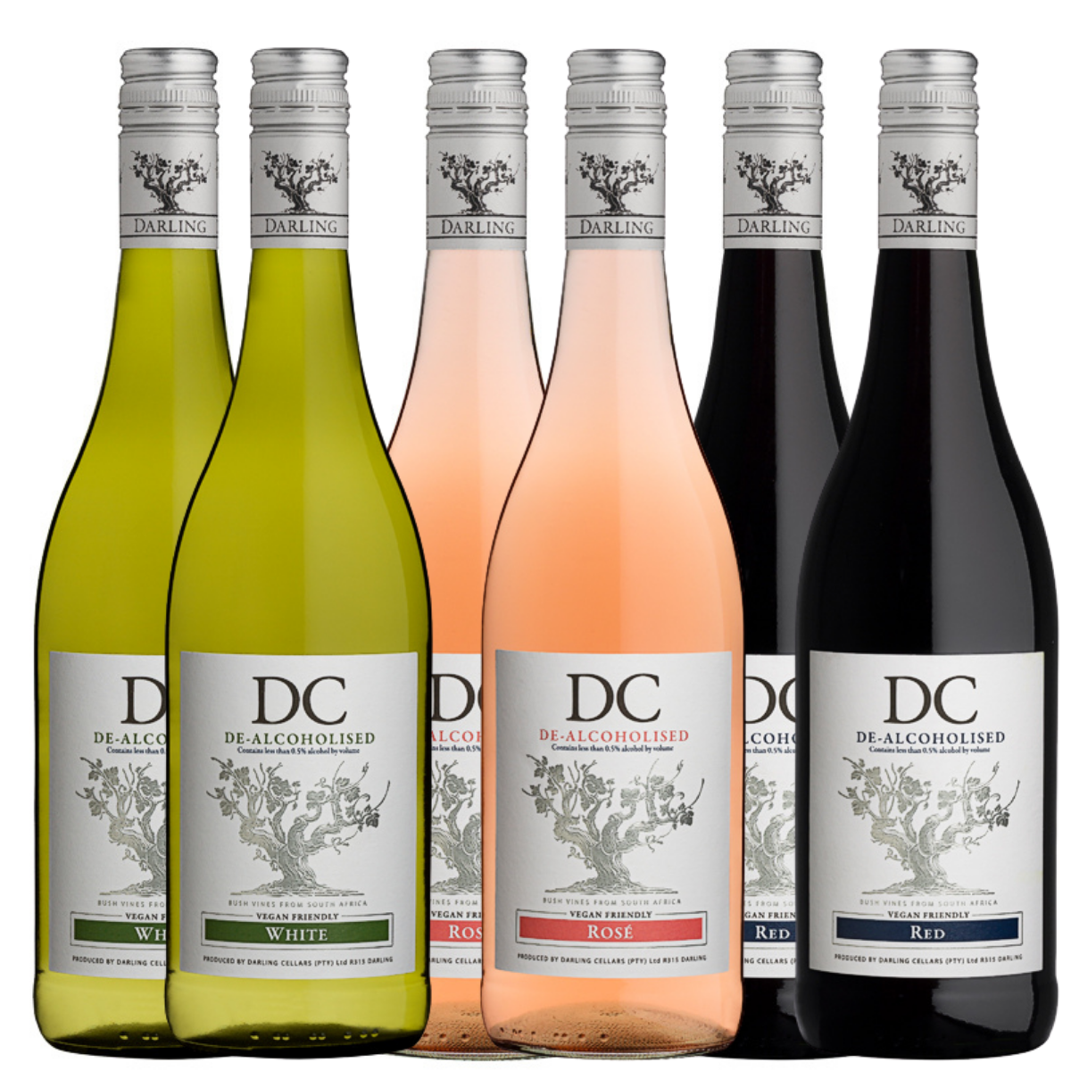 Darling Cellars Mixed Case (6x 750ml - mixed)