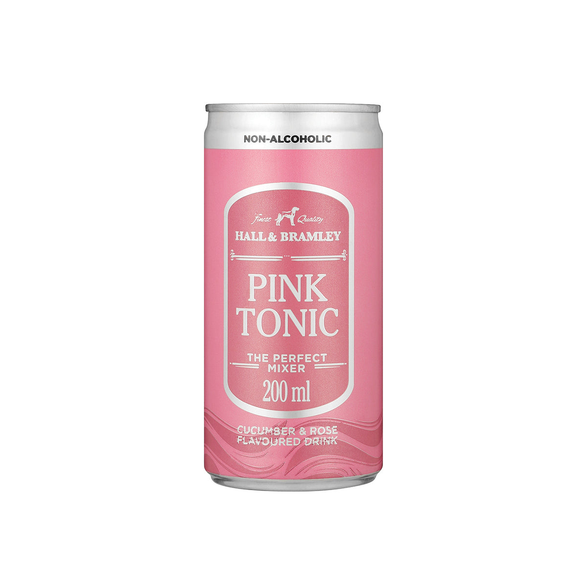 Hall & Bramley Pink Tonic (6 x 200ml)