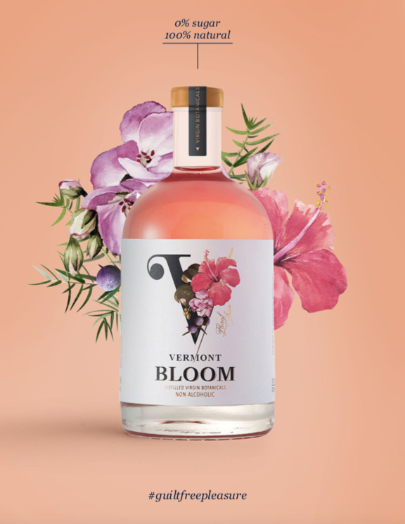 Vergin Gin Bloom (1 x 500ml)
