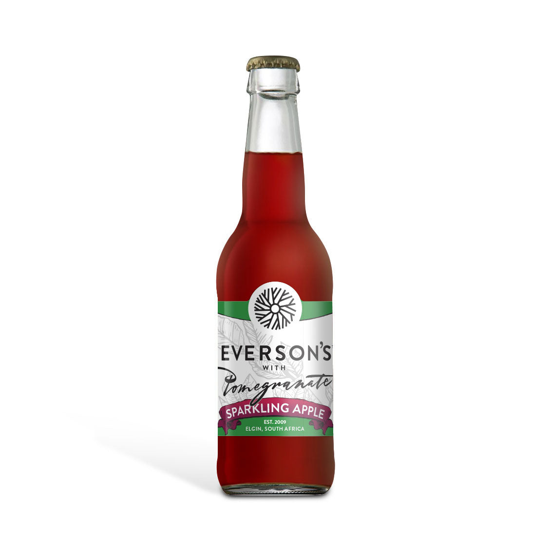 Everson's Pomegranate Cider (4 x 330ml)