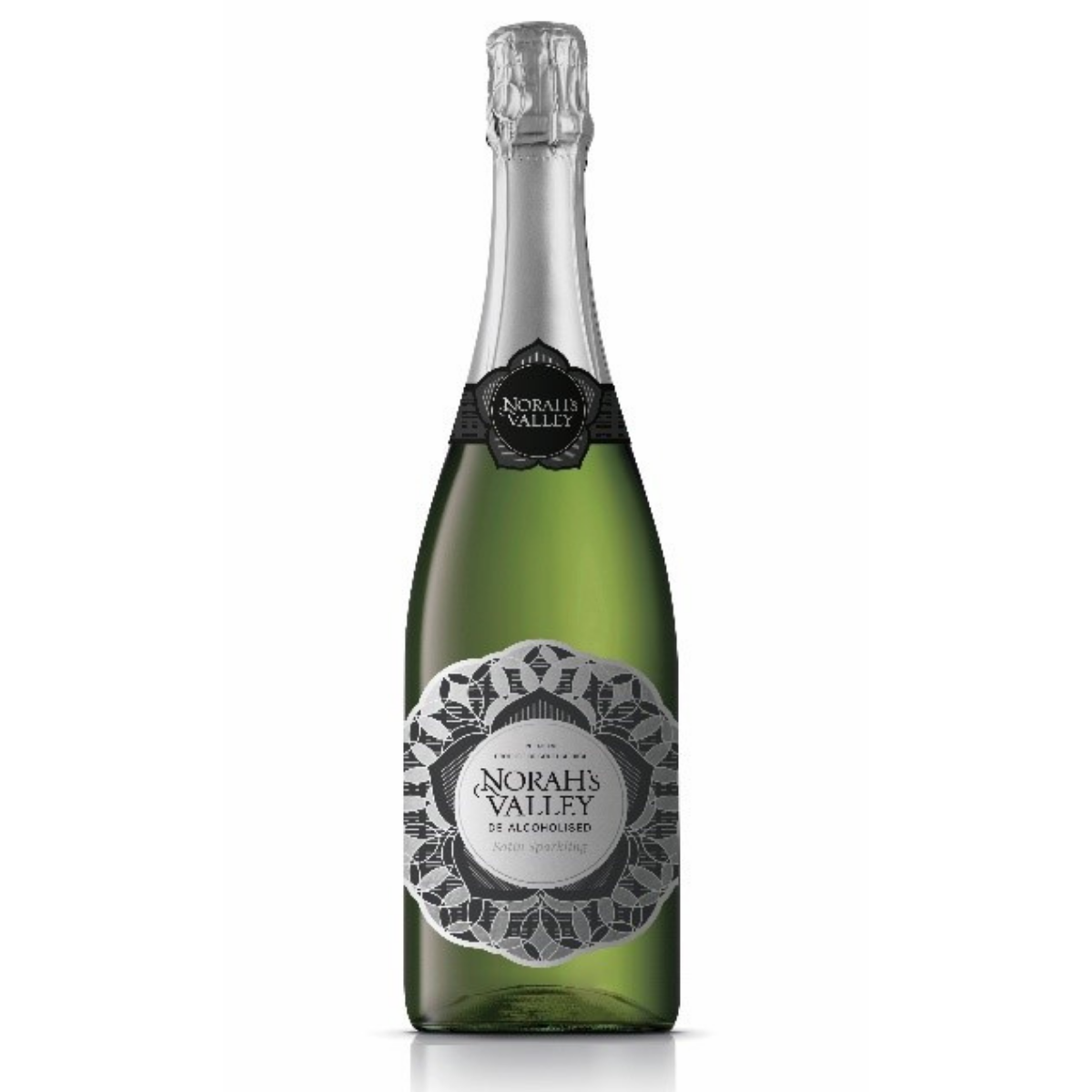 Norah's Valley Satin Sparkling White Wine (1 x 750ml)