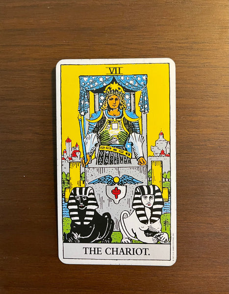 Card of the Day: Feb. 24, 2021 — The Chariot