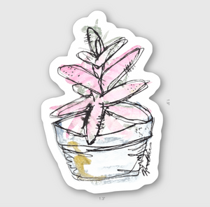 Plant Lover Sticker Bundle