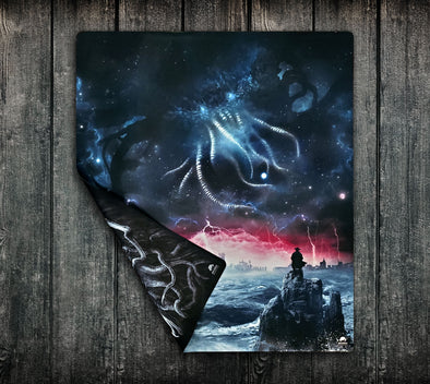 24x28 Double-Sided Playmat - End of a Dream / Night of the Zealots