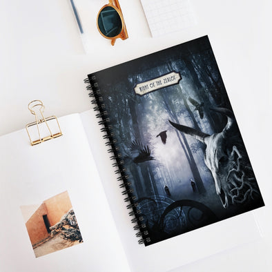 Night of the Zealot Campaign Spiral Notebook
