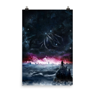 End of a Dream Poster (available in 5 sizes)