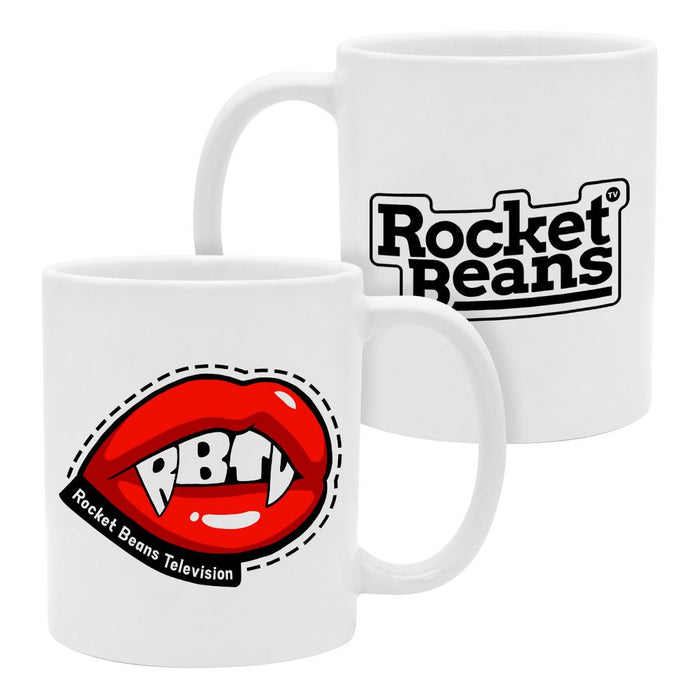 Rocket Beans TV - Halloween Mund - Tasse