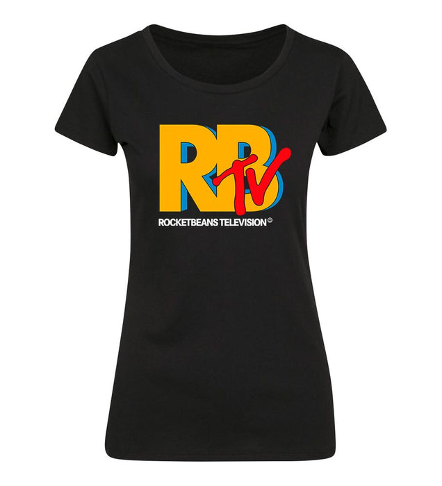 Rocket Beans TV - MTV Style - Girlshirt