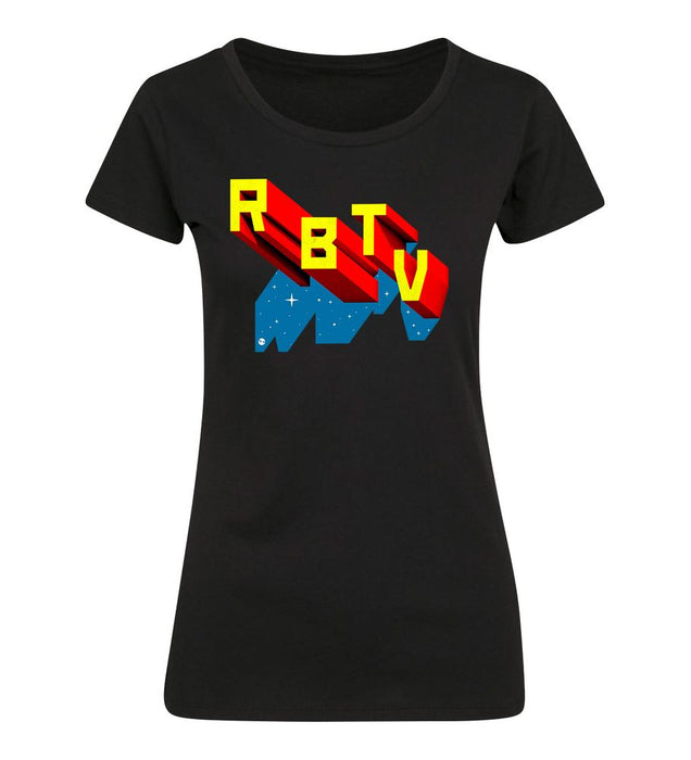 Rocket Beans TV - RBTV Isofont - Girlshirt