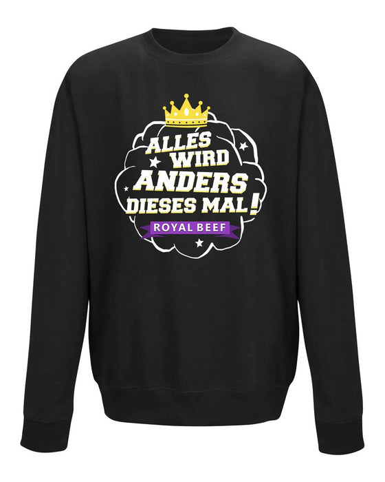 Rocket Beans TV - Beef Alles Anders - Sweatshirt