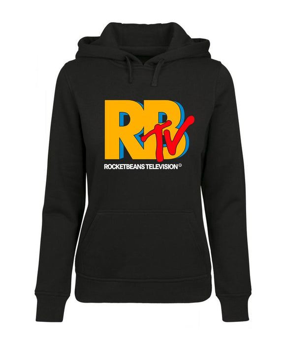 Rocket Beans TV - MTV Style - Girl Hoodie