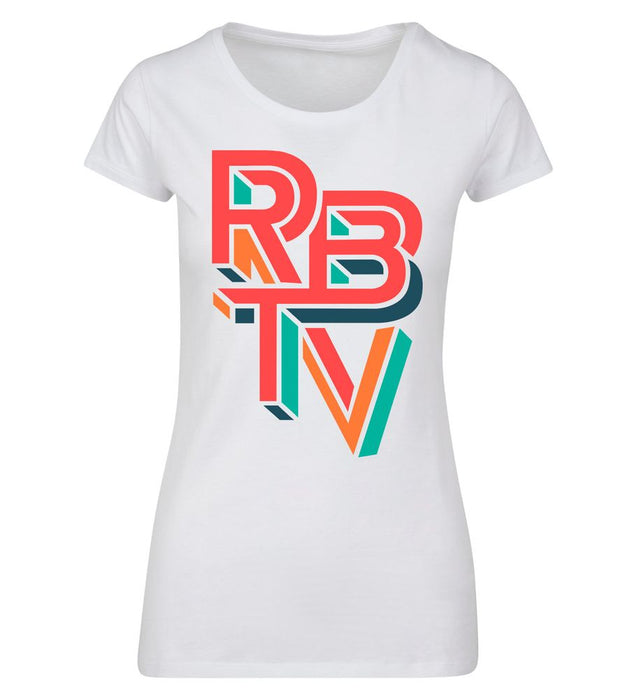 Rocket Beans TV - Escher Bunt - Girlshirt
