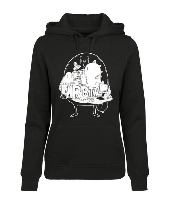 Rocket Beans TV - Brains - Girl Hoodie