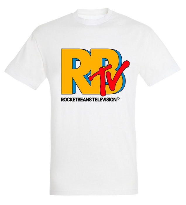 Rocket Beans TV - MTV Style - T-Shirt